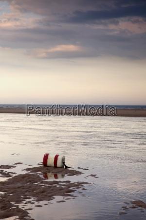 orizzonte riva del mare spiaggia riflesso