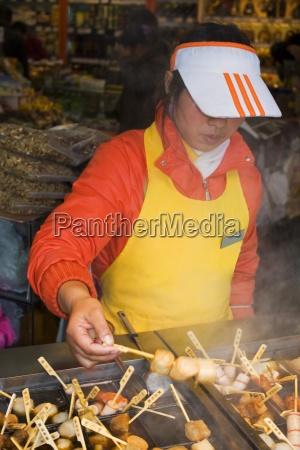 ristorante cook shanghai cina