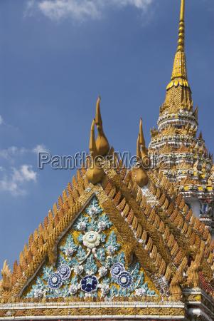 thailandia, bangkok, wat, phra, kaeo, complex, (grand, palace - 25467416