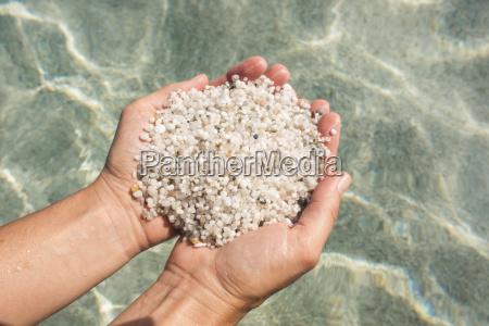 grains of quartz in mari ermi