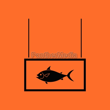 fish market department icon