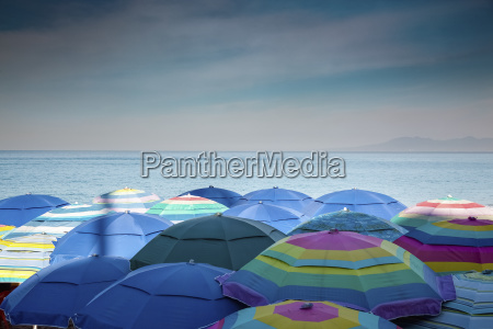 beach umbrellas los muertos beach bay