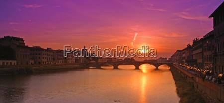 luce viaggio viaggiare colore ponte notte