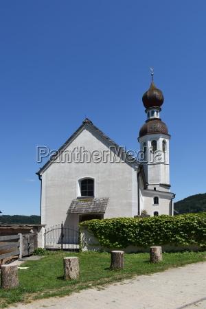 chiesa ottagonale
