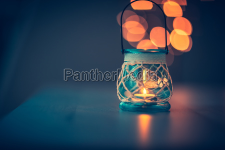 annata lanterna lume corpo luminoso lampada