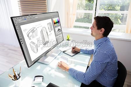 pastiglia preparare progettista foto fotografia compressa