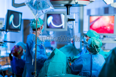 paziente non identificato sottoposto a un