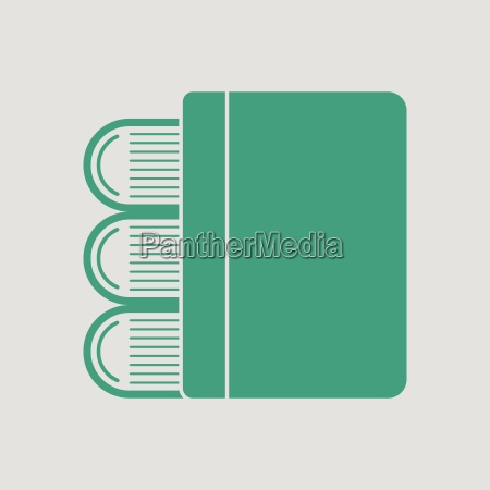 stack of books icon