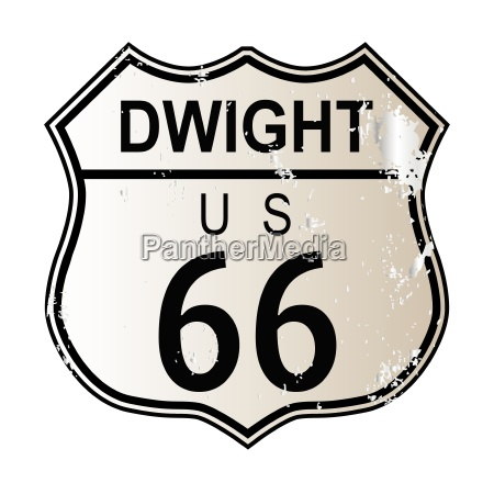 dwight route 66