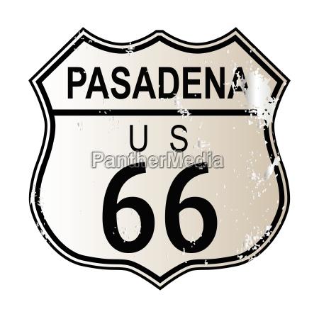 pasadena route 66