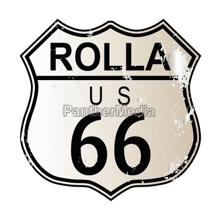 rolla route 66