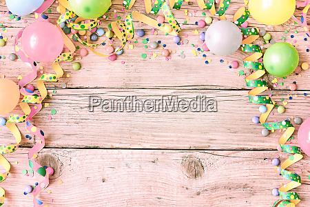 festival o carnevale sfondo in colori
