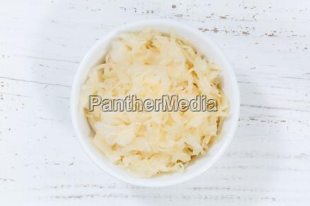 cavolo di cavolo coleslaw sauerkraut tagliatoino