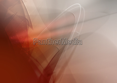 abstract image of red and gray