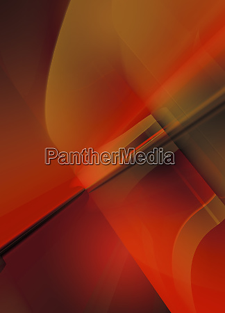 abstract full frame red and orange