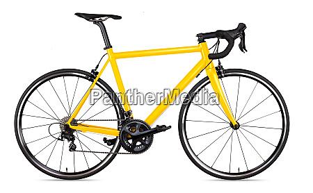 giallo nero corsa sport bici da