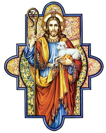 gesu cristo sacro amore pace fede