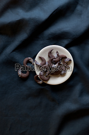 biscotti cioccolato natale pasticceria cottura al