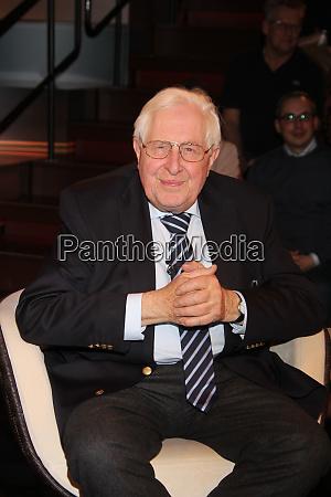bernhard vogel politiker lanz 06122018 hamburg