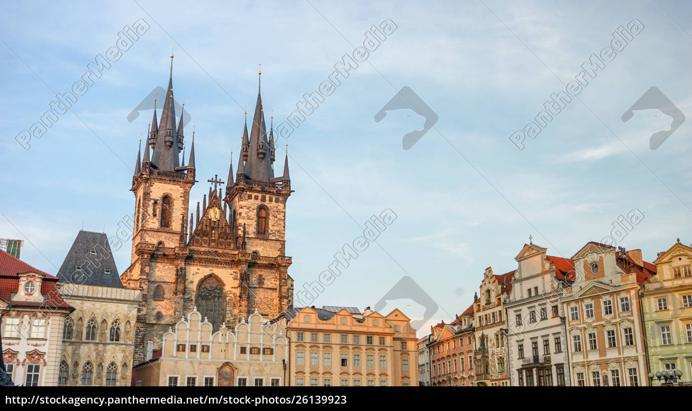 old, town, square, in, prague, - 26139923