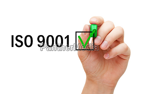 iso 9001 quality management system certified