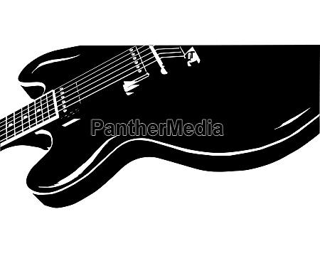 chitarra blues
