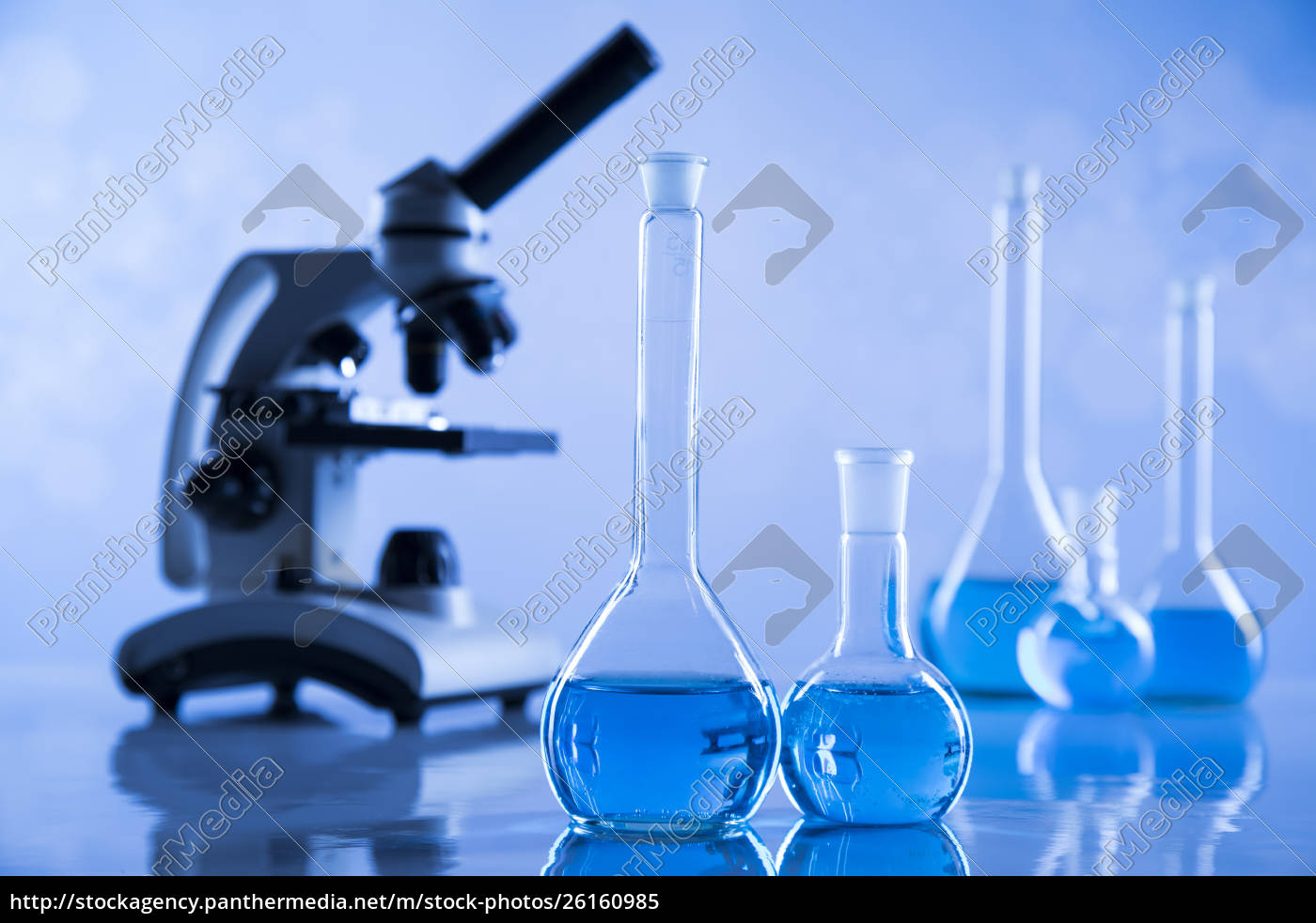 sviluppo, vetreria, scientifica, per, esperimenti, chimici - 26160985