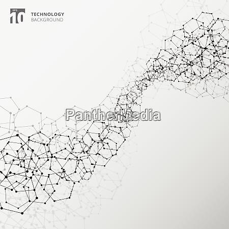 elementi della struttura di connessione della