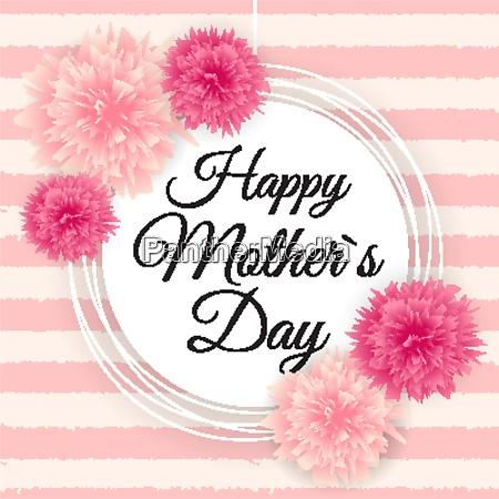 felice mamma s giorno carino sfondo