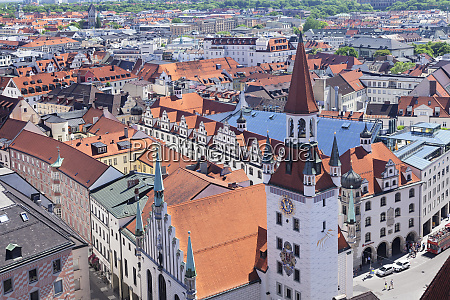 old town hall altes rathaus a