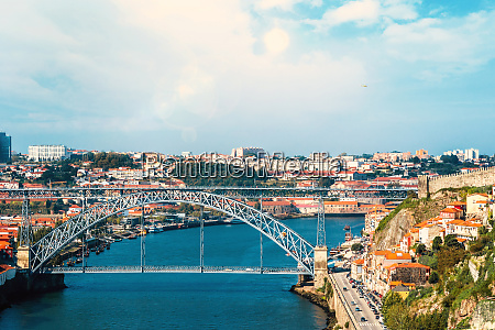 the, iron, bridge, ponte, dom, luís - 26446920