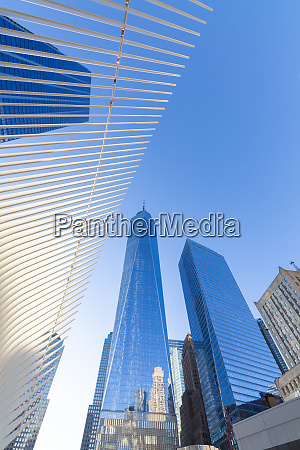 loculus building and freedom tower one
