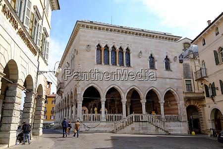 loggia, del, lionello, udine, friuli, venezia, giulia, italia, europa - 26508728