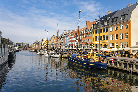 the historic nyhavn copenhagen denmark
