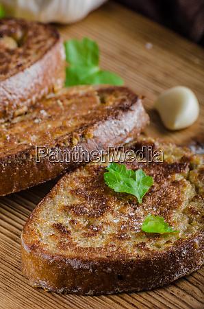 french garlic toast