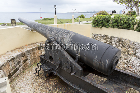 cuba havana cannon used in spanish