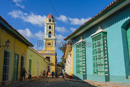 cuba., provincia, di, sancti, spiritus., trinidad. - 27329221