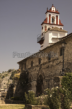 spain andalucia region cadiz province grazalema