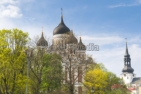 russian orthodox alexander nevsky cathedral st