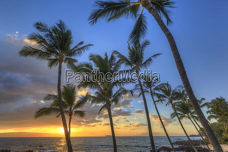 small beach in makena area maui
