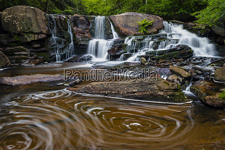 usa west virginia blackwater falls state