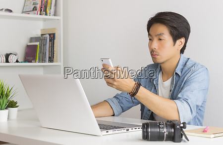 asian photographer or freelancer send message