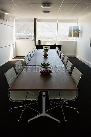 sala riunioni moderna presso lufficio creativo