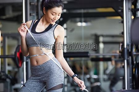 dieta femminile per la palestra fitness