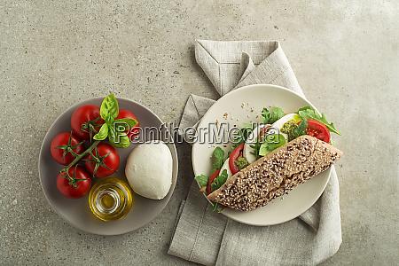 sandwich sano