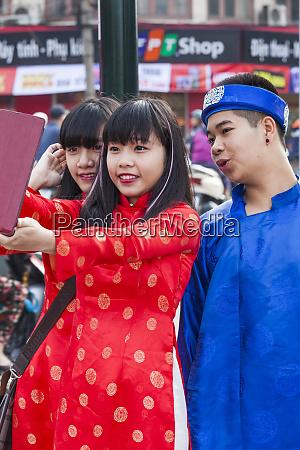 vietnam haiphong tet lunar new year