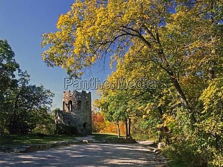 usa iowa winterset clarks tower is