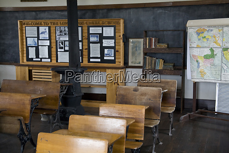 united states kansas a classroom in