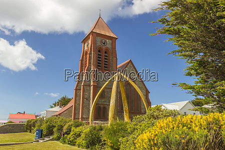 falkland islands east falkland stanley christ