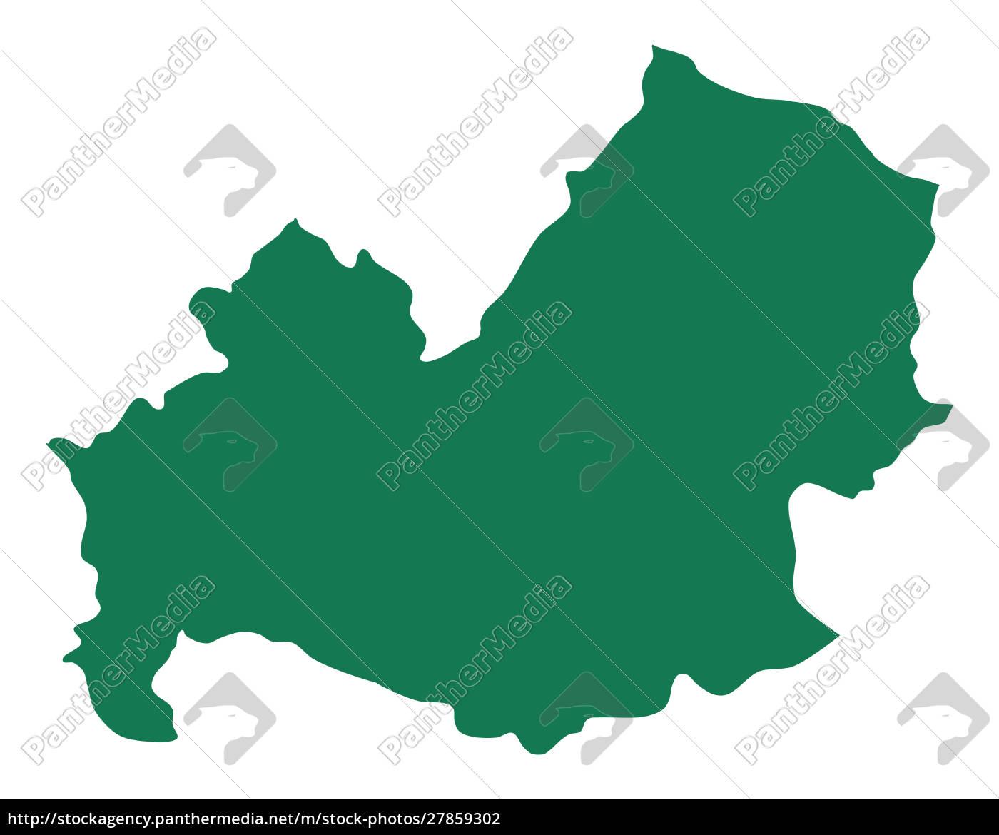 map, of, molise - 27859302